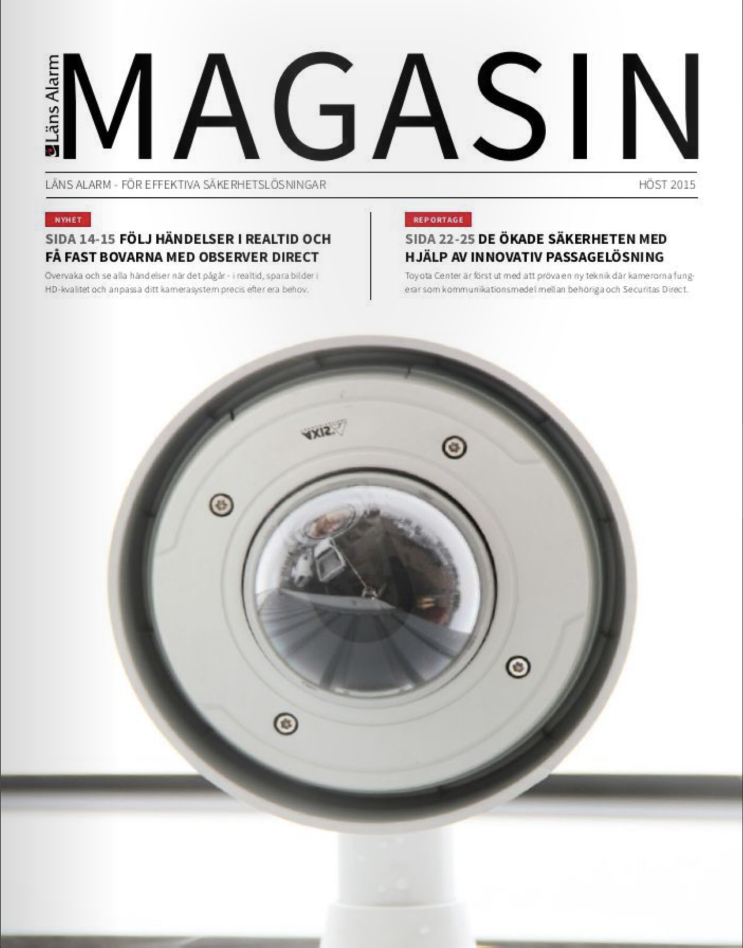 Magasin #1